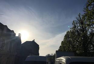 Ciel Bayeux 14400 Marché de Bayeux
