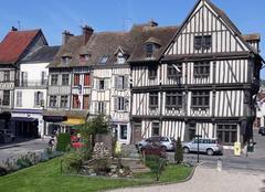 Chaleur Vernon 27200 Chaude journée en Normandie