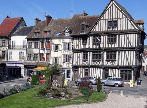 Chaude journée en Normandie