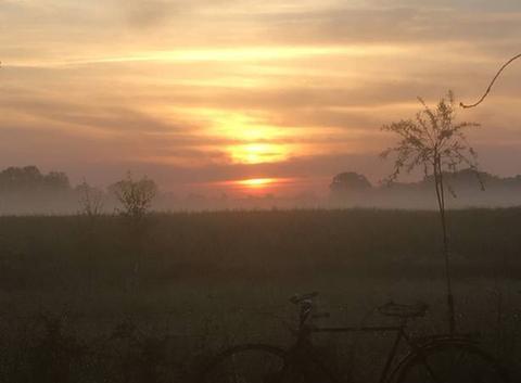 Réveil Solognot, une belle journée s?annonce !.