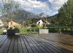 Climat Saint-Pierre-en-Faucigny 74800 Belle vue, belle region, beau temps !