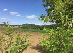 Ciel Mours-Saint-Eusebe 26540 Frais et vent du Nord en matinée