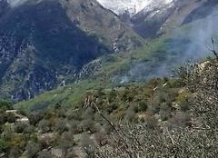 Nuages Breil-sur-Roya 06540 La montagne