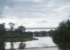 Nuages Tours 37000 Pont de fil
