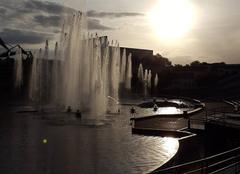 Ciel Chasseneuil-du-Poitou 86360 Coucher de soleil