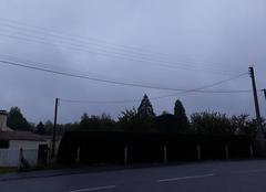 Pluie Nesmy 85310 Nuage de la coutancinière