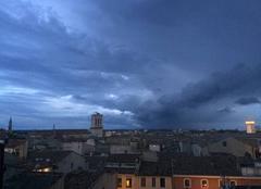 Ciel Nîmes 30000 Apres la pluie
