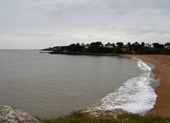 Mer Saint-Nazaire 44600 A l'abri du vent