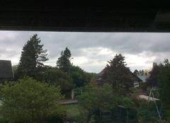 Nuages Jemeppe-sur-Sambre Mon jardin sous les mauvais nuages