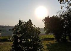 Ciel Sousmoulins 17130 Charente maritime belle èclairci