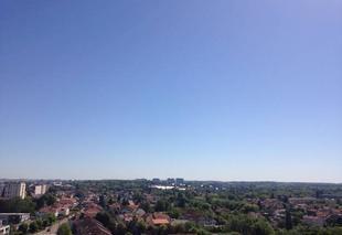 Ciel Metz 57000 C'est le début de l'été
