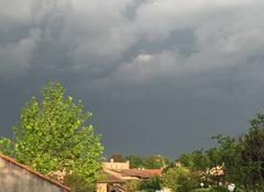 Orage Balma 31130 Avant l?orage