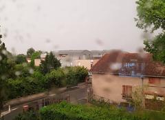 Pluie Aucamville 31140 Pluie orange aucamville