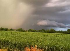 Nuages Saint-Alban 31140 Petite tempête