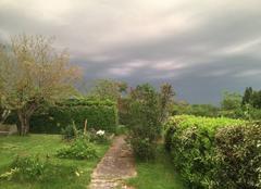 Orage Seysses 31600 Avant l?orage