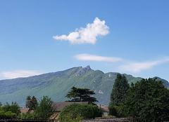 Ciel Aix-les-Bains 73100 C'est l'été sur la dent du chat !