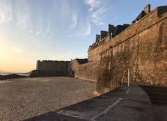 Ciel Saint-Malo 35400 Belle lumière