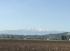 Ciel Sauveterre-de-Bearn 64390 Vue sur les pyrenees
