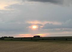 Nuages Somme-Yevre 51330 Avant l?orage