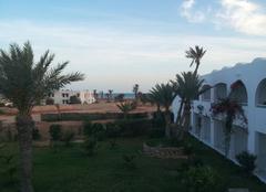 Nuages Djerba Djerba ce matin