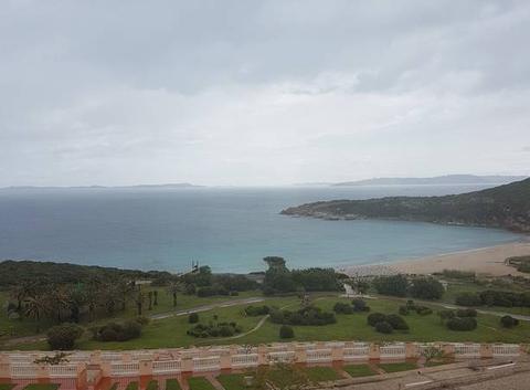 Pluie sur la Sardaigne