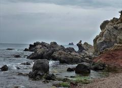 Ciel La Seyne-sur-Mer 83500 Ciel....mer....et rochers
