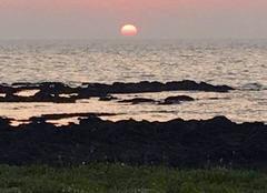Climat Le Croisic 44490 Coucher de soleil