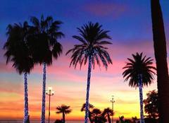 Ciel Nice 06000 Promenade des Anglais