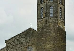 Insolite Laroque-d'Olmes 09600 Eglise du sacrement