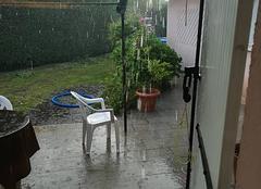 Pluie La Teste-de-Buch 33260 Cazaux