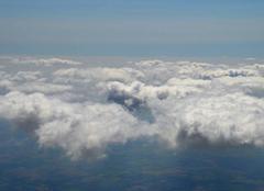 Ciel Rennes 35000 Mer de nuages