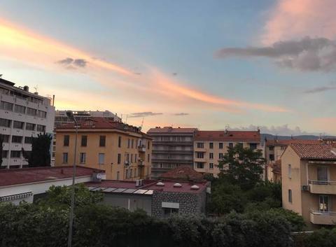 Soir de Mai sur Ajaccio