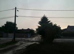 Nuages Beire-le-Fort 21110 Il pleut