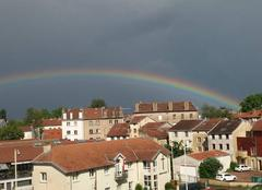 Orage Nancy 54000 Over the rainbow