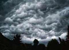 Ciel Onnaing 59264 Avant le déluge
