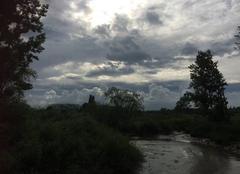Orage Frossay 44320 Ciel d?orage