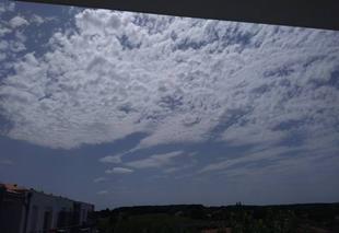 Ciel Saint-Benoit 86280 Quelques nuages