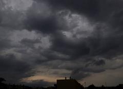Ciel Niort 79000 Beau ciel d'orage