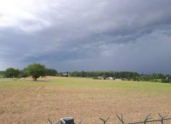 Nuages Cheneche 86380 L'orage arrive