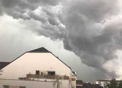 Nuages Angers 49000 Orage