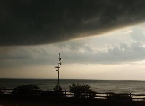 Ciel orage