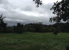 Nuages Mours-Saint-Eusebe 26540 L'orage arrive