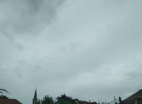 Il pleut pas