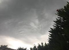 Pluie Mours-Saint-Eusebe 26540 Orage de grêle ce soir