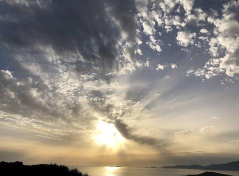 Féérie de nuages