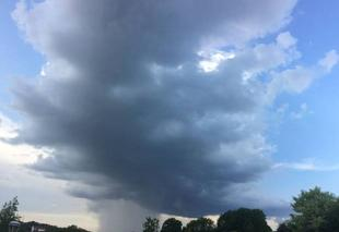 Orage Doullens 80600 Ivergny