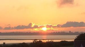 Ciel Saint-Brevin-les-Pins 44250 Coucher soleil