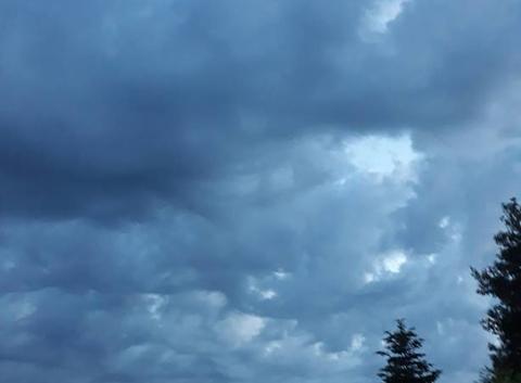 Ça sent l'orage