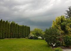 Nuages Fontenay 88600 Ciel orageux