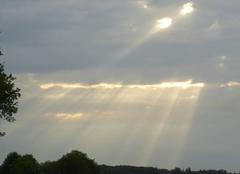 Ciel Saint-Junien 87200 Orage en prévision..